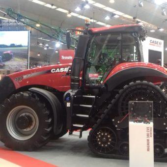 Tractor CASEIH