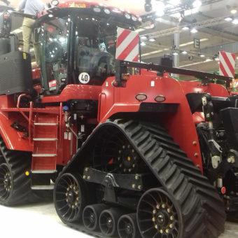 Tractor gran CASEIH